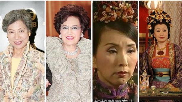 20 nữ diễn viên đóng vai bà mẹ ít ai nhớ tên của TVB (Phần 1)