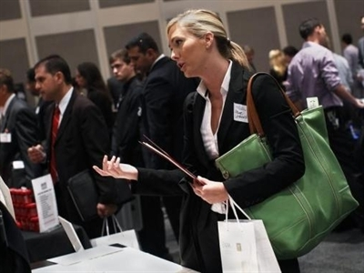 Mỹ: Số đơn xin trợ cấp thất nghiệp cao nhất gần 3 tháng