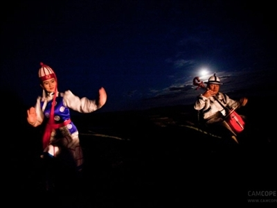 Cuộc sống du mục trên sa mạc Gobi, Mông Cổ