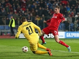 Highlights: Ludogorets 2-2 Liverpool (Group B)