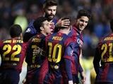 Một Messi hạnh phúc