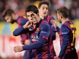 """Suarez """"mở tài khoản"""" cho Barca: Cảm hứng từ """"Mèo lười"""""""