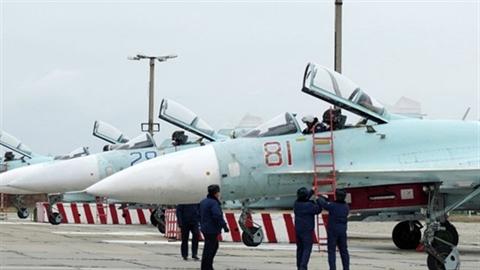 Nga tăng cường sức chiến đấu tại Crimea trong tình hình nóng