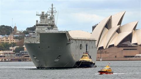 Học giả Trung Quốc: Hải quân Australia là đối thủ khó chịu
