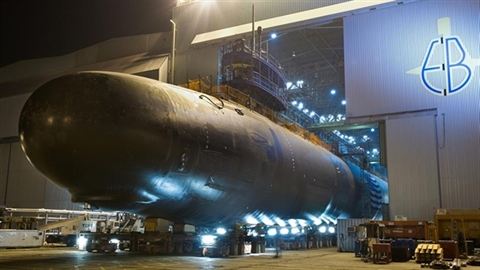 Mỹ ồ ạt biên chế vũ khí khủng cho hải quân