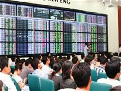 GAS giảm mạnh, VN-Index giảm 2 phiên liên tục