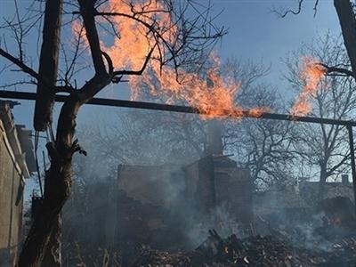 """Donetsk tuyên bố trong """"tình trạng chiến tranh"""""""