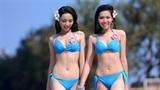 Quy tụ dàn người đẹp bikini nóng bỏng bên hồ bơi