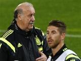 Del Bosque mắng thẳng mặt học trò Ramos