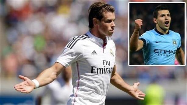 Chuyển nhượng 28/11: Real sẵn sàng bán Bale để có tiền mua Aguero