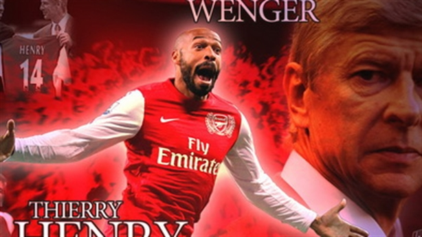 Henry muốn dẫn dắt Arsenal vô địch Champions League