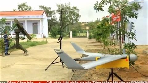 Việt Nam đã tiếp nhận UAS Orbiter 2?