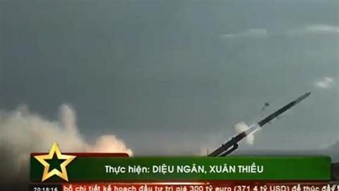 Hải quân Việt Nam trình làng 'sát thủ' chống đổ bộ