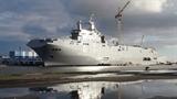 Chưa bàn giao tàu Mistral: Nga, Pháp