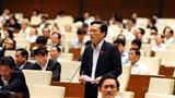 Quốc hội vẫn giữ nguyên ba mức tín nhiệm