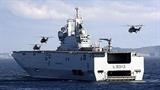 Tàu sân bay trực thăng Mistral bị rao bán trên Internet