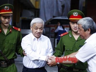 Xử phúc thẩm vụ bầu Kiên: Tòa không chấp nhận triệu tập nhân viên VietinBank