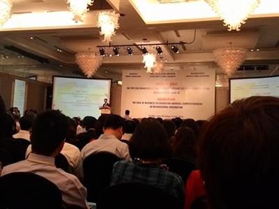 WEF: Năng suất là yếu tố then chốt tăng cường năng lực cạnh tranh Việt Nam