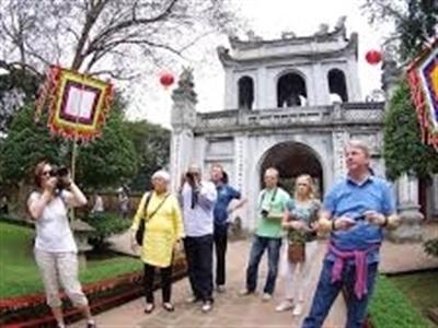 Việt Nam đón 7,2 triệu lượt khách du lịch quốc tế trong 11 tháng