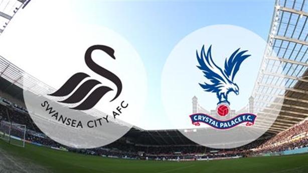 """22h00, 29/11/14; Swansea - Crystal Palace: """"Thiên nga"""" sải cánh"""
