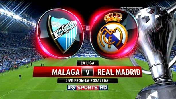 02h00, 30/11/14; Malaga - Real Madrid: Cái gai không dễ nhổ
