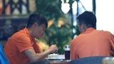 Xem bữa ăn 1,5 triệu/người của tuyển Việt Nam