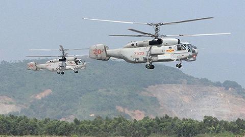 Sevastopol-Crimea-Nga tiếp tục hợp đồng nâng cấp Ka-28 cho Việt Nam