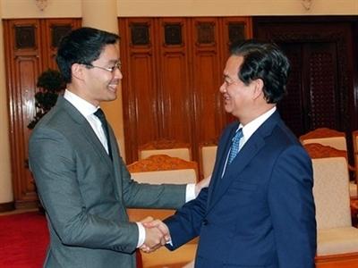 Diễn đàn WEF Davos 2015 sẽ tổ chức sự kiện lớn về Việt Nam