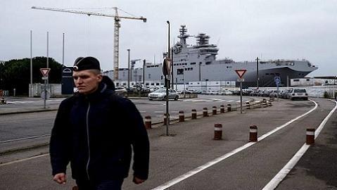 Chậm bàn giao Mistral, Pháp gánh chịu tổn thất quá lớn