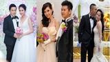 Những lễ cưới bị chỉ trích của sao Việt