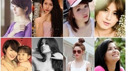 8 hot girl đình đám đời đầu hiện đang sống ra sao?