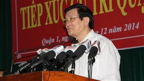 Chủ tịch nước nêu giải pháp vấn đề nhà công vụ