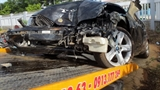 Thượng úy CSGT gây tai nạn: Xe BMW là đi mượn