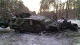 Đã tìm ra thủ phạm khiến xe bọc thép Ukraine 'gục ngã'?