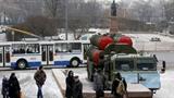 Hình ảnh Nga phô diễn sức mạnh phòng không tại Moskva