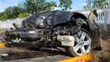 CSGT mượn xe BMW của công an đâm chết người