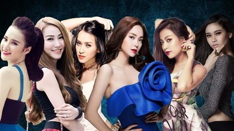 Những diễn viên thích làm ca sĩ của showbiz Việt