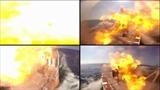 Video: Vũ khí laser Mỹ bắn tan mục tiêu