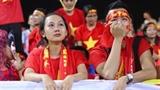 Việt Nam đẫm nước mắt sau trận lượt về