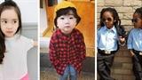 Những nhóc tì siêu dễ thương khiến cư dân mạng điên đảo