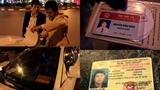 Gây tai nạn, rút thẻ chuyên viên Bộ Nội vụ
