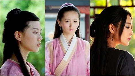 10 diễn viên phụ xinh đẹp nhất trong phim chuyển thể từ truyện Kim Dung