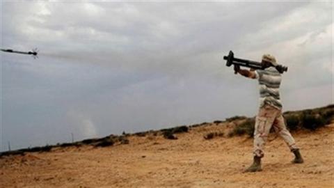 IS bắn hạ thêm một trực thăng quân sự Iraq
