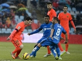 Highlights: Getafe 0-0 Barcelona