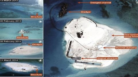 Mỹ dự báo trò hiểm độc của Trung Quốc ở Biển Đông