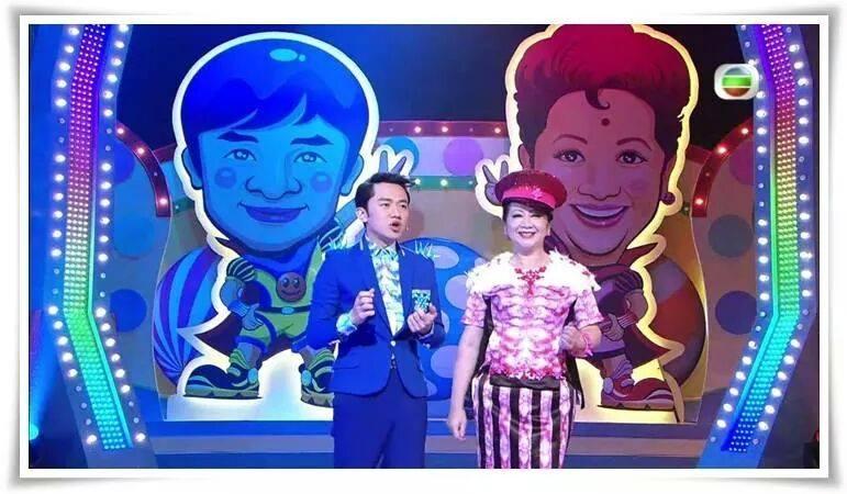 Thị Hậu và Thị Đế TVB 2014 đã tìm ra chủ nhân