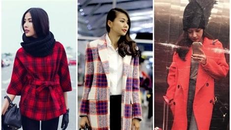 Người đẹp Việt mặc gì vào những ngày Noel se lạnh?
