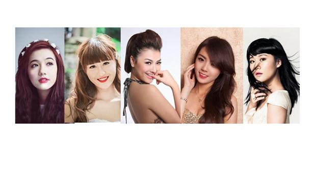 5 hotgirl đình đám sinh năm 1994 nổi tiếng tài năng xinh đẹp
