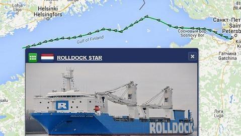Cập nhật: Tàu Kilo Hải Phòng bắt đầu vượt biển về nước