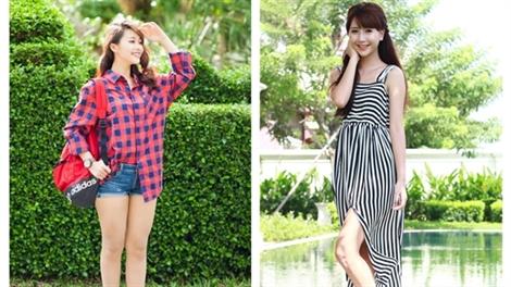 Đọ style thời trang của Khả Ngân và Quỳnh Anh Shyn